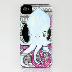 Octopusss Slim Case iPhone (4, 4s)