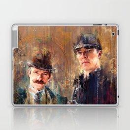 Sherlock Special Laptop & iPad Skin