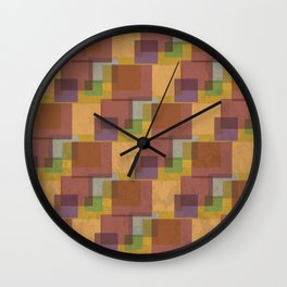 Chesterfield Wall Clock