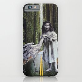 Ouch iPhone Case
