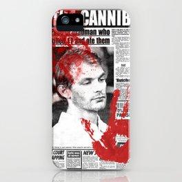 Jeffrey Dahmer iPhone Case