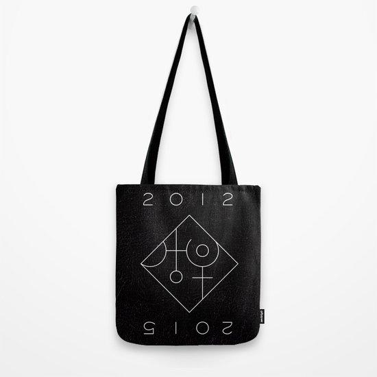 Uranus Square Pluto Tote Bag