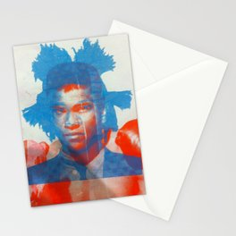 Jean-Michel Ali Stationery Cards