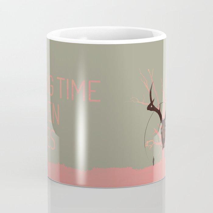 Killing Time Between Scenes Coffee Mug