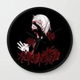 Kaneki darkness Wall Clock