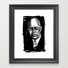 Prokofiev Framed Art Print