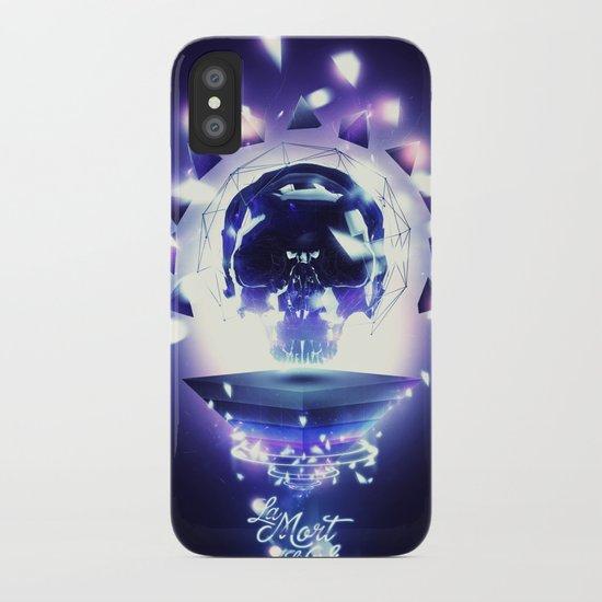 La Mort et la Vie iPhone Case