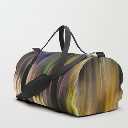 Colorful Bright Light Abstract Duffle Bag
