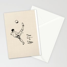 Dare To Zlatan 2 Stationery Cards