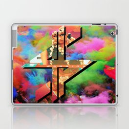 K$ Laptop & iPad Skin