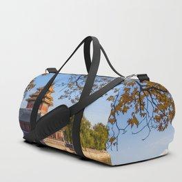 Forbidden City Beijing China Ultra HD Duffle Bag