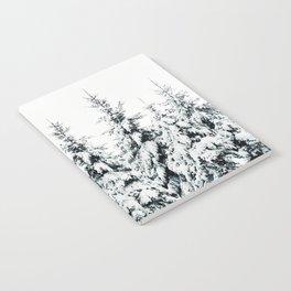 Snow Porn Notebook