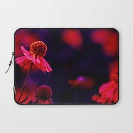 last Summerflowers in the dark Laptop Sleeve