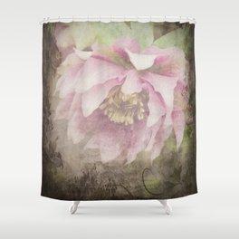 LOOK - Vintage Art Shower Curtain