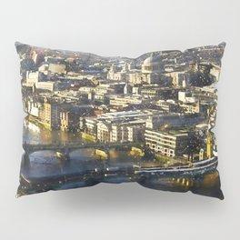 london-panorama-shard-city-view Pillow Sham