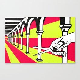 Archways Canvas Print