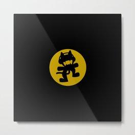 Monstercat Metal Print