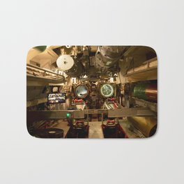 USS Batfish SS-310 - Below Deck in te Forward Torpedo Room, #1 Bath Mat