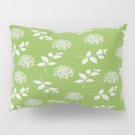 Greenery Summer Pillow Sham