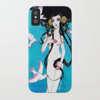 venus iPhone & iPod Cases featuring Venus by Leilani Joy