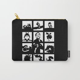 Tribute to Miyazaki Carry-All Pouch