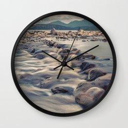 Kyle of Tongue Wall Clock