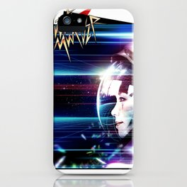Glass Cities iPhone Case