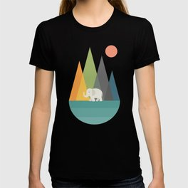 Walk In Peace T-shirt