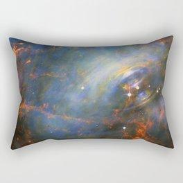 Beating Heart of the Crab Nebula Rectangular Pillow