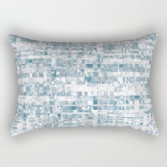 Abstract pattern 121 Rectangular Pillow