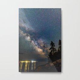 Starscape Metal Print