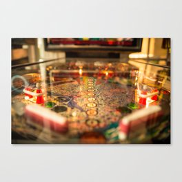 Game On! Canvas Print