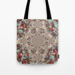 Garden Of Paradise Tote Bag
