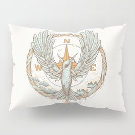 Freedom in Journey Pillow Sham