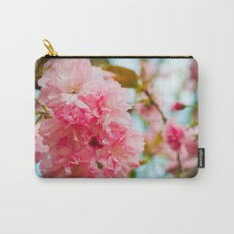Pink Blooms (1) Carry-All Pouch