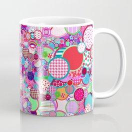 Rain Game Pattern Coffee Mug