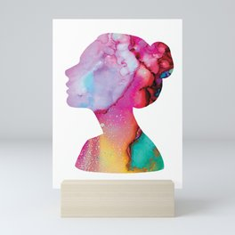 Watercolors Mini Art Print
