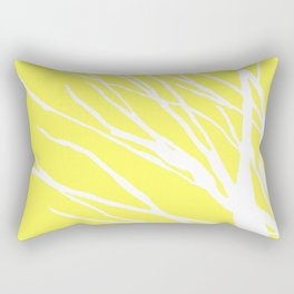 Lemon Blues Rectangular Pillow