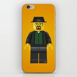 Lego Walter White - Vector iPhone Skin