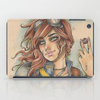 fallout iPad Cases featuring Fallout by foxandolive