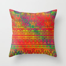 the elementals Throw Pillow