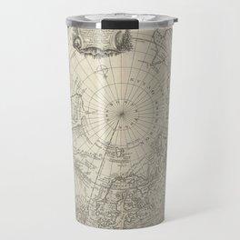 Artic Map / 1780 Travel Mug