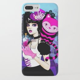 Alice Returns to Wonderland iPhone Case
