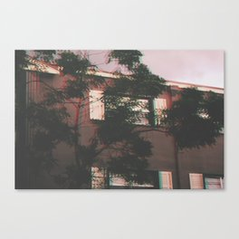 Blur Sweet Blur Canvas Print
