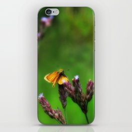 Butterfly View iPhone Skin