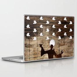 Saint Francis of Assisi Laptop & iPad Skin