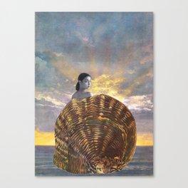 Venus verso Canvas Print