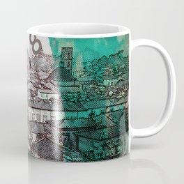 Lucca  roofs Coffee Mug