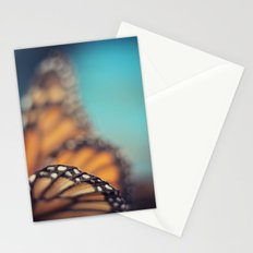 On the edge of Flying Stationery Cards