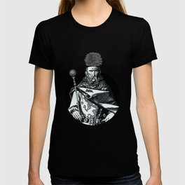 Uther is a little upset. T-shirt